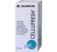 CELLUFRESH Augentropfen