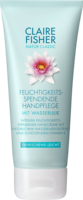 CLAIRE FISHER Nat.Classic Wasserlilien Handcreme