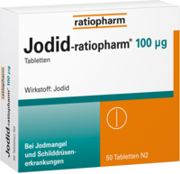 JODID-ratiopharm 100 µg Tabletten