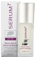 BOOTS LAB SERUM7 Beauty Serum Pumpspender
