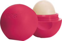 EOS Organic Lip Balm pomegranate raspberry Shrink